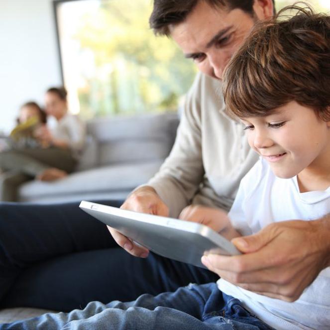 nỗ lực của gia đình trong việc giúp trẻ ching phục môn toán tư duy soroban